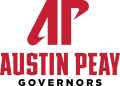 Austin Peay Governors 2014-Pres Alternate Logo 0 02 iron on transfer