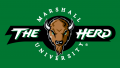 Marshall Thundering Herd 2001-Pres Alternate Logo 09 decal sticker