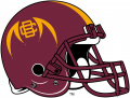 Bethune-Cookman Wildcats 2010-2015 Helmet2 decal sticker