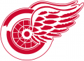 Detroit Red Wings 1932 33-1947 48 Primary Logo decal sticker