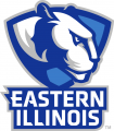 Eastern Illinois Panthers 2015-Pres Alternate Logo 12 decal sticker