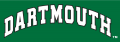 Dartmouth Big Green 2000-Pres Wordmark Logo 03 iron on transfer