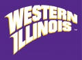 Western Illinois Leathernecks 1997-Pres Wordmark Logo iron on transfer