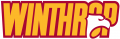 Winthrop Eagles 1995-Pres Wordmark Logo 04 decal sticker