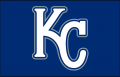 Kansas City Royals 2007 Batting Practice Logo iron on transfer