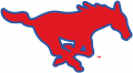 SMU Mustangs 2008-Pres Secondary Logo 02 decal sticker