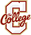 College of Charleston Cougars 2013-Pres Alternate Logo 02 decal sticker