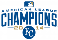 Kansas City Royals 2014 Champion Logo iron on transfer