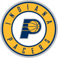 Indiana Pacers 2018-Pres Primary Logo iron on transfer