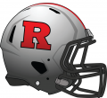 Rutgers Scarlet Knights 2012-Pres Helmet 01 iron on transfer