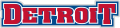 Detroit Titans 2008-2015 Wordmark Logo 01 iron on transfer