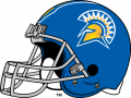San Jose State Spartans 2000-Pres Helmet decal sticker