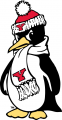 Youngstown State Penguins 1993-Pres Alternate Logo 01 decal sticker