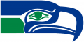 Seattle Seahawks 1976-2001 Primary Logo decal sticker