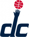 Washington Wizards 2012-Pres Alternate Logo 01 decal sticker