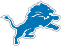 Detroit Lions 2017-Pres Primary Logo decal sticker