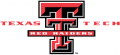 Texas Tech Red Raiders 2000-Pres Alternate Logo decal sticker