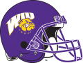 Western Illinois Leathernecks 1997-Pres Helmet iron on transfer