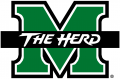 Marshall Thundering Herd 2001-Pres Alternate Logo 07 decal sticker