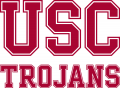 Southern California Trojans 2000-2015 Wordmark Logo iron on transfer