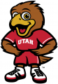 Utah Utes 2015-Pres Mascot Logo decal sticker