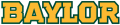 Baylor Bears 2005-2018 Wordmark Logo 08 iron on transfer